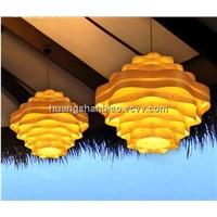 Southeast veneer rotunda living room dining room chandelier lamp 3125