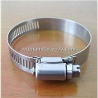 Stainless Steel Hose Clamp/Hose Clip/Hose Fastener