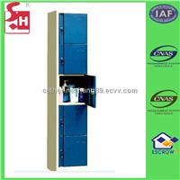 Steel locker with five doors,Steel locker for student
