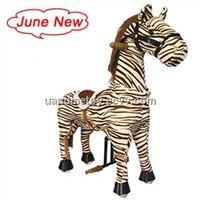 Sunny Zebra Horse toys