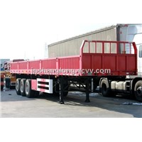 Trcuk Trailers and Low Bed Semi Trailer