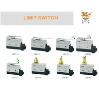 Types of electrical control switches