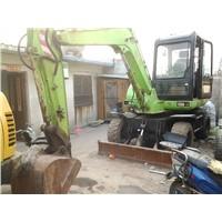 Used Wheel Excavator R60W-5