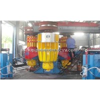W24YPC-325 Heavy Duty Pipe and Profile Bending Machine