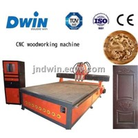 Wood CNC Router with Pneumatic Tool Changer DW1325-P