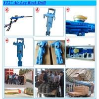 YT27 rock drilling compressor,rock drill jack hammer,hand rock drill