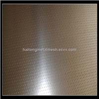 alloy monel 400 perforated sheet metal