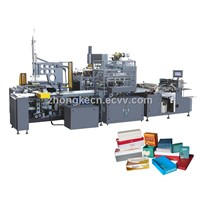 box Packaging Production line