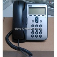 cisco ip phone cp-7911G sccp  voip RJ-45 USED