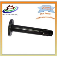 costom cnc machining high precision machinery parts spline shaft
