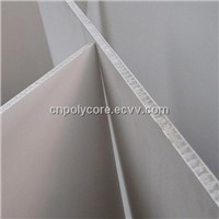 Honeycomb Composite Panel as Floor