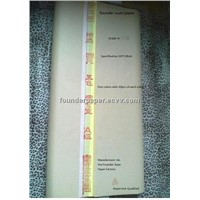 hot sell chinese art paper of calligraphy painting of size (138*69)cm