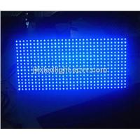 LED Scrolling Sign P10 Single Blue Module LED Display Screen Module LED Advertising Screen Module