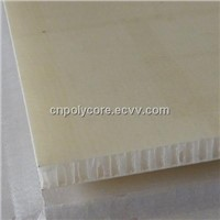 Light Weight Wall Panel FRP panel honeycomb panel