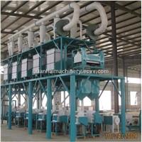 maize flour mill plant 30TPD 50TPD 100TPD 150TPD