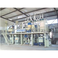 maize mill 30TPD 50TPD 80TPD 100TPD