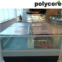 Night Blind Used in Refrigeration Display Showcase