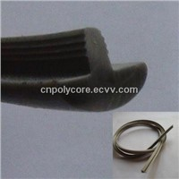 Plastic Extrusion for Commercial Showcase