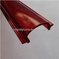 Plastic Extrusion for Refrigeration Case