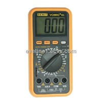 precision electronic meter vc890c+