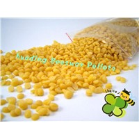 pure beess wax pellets from China