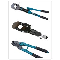 ratchet cable scissors,Cable cutter,wire cutter