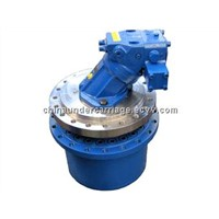 rexroth track drive gearbox GFT17, GFT24, GFT26, GFT36, GFT40, GFT50, GFT60, GFT80, GFT110, GFT160