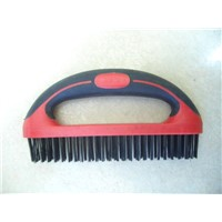 soft grip wire brush,hot sale