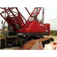 Used FUWA QUY80A Crawler Crane / 80ton Crawler Crane