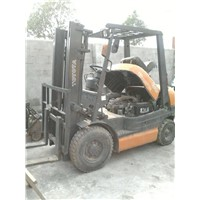 Used Toyota 3ton Forklift 6FD30