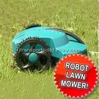 Care Mowing System Robot Lawn Mower