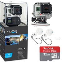 Gopro Camera HERO3 Black Edition New