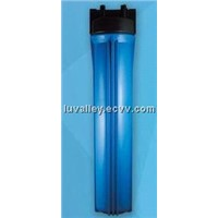 20' Blue Bottle WAter Filter Cartridge, PP, GAC, Resin are available