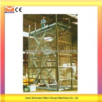 6m Lift Height 2t Laod Capacity Scissor Elevator