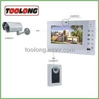 CCTV Camera 7inch Video Door Camera