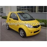 China EEC Certification 2 Doors Electric Car EVO2