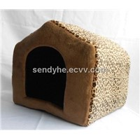 Dog Bed & House