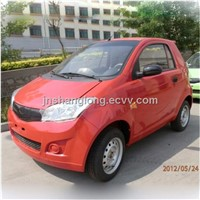 EEC Certification New Electric Car