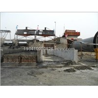 High productivity iron ore concentrate ore