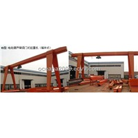 International Standard Quality Gantry Crane 3-20 TON