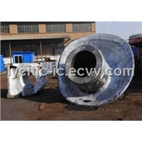Marine-Used Heavy Casting Steel Spare Parts