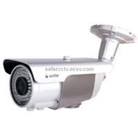 New CCTV Camera 4-9mm Fixed Iris Varifocal Lens Weatherproof IR CCD Camera SF-3087NP