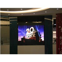 P12 indoor full color led billboard