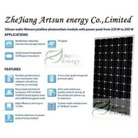 solar panel 250W,Mono solar panel,36V solar panel,on grid solar panel(SNM250M-60)