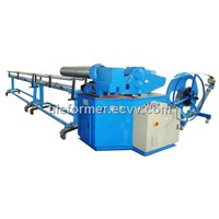 Spiral Filter Core Making Machine / Spiral Filter Tube Making Machine