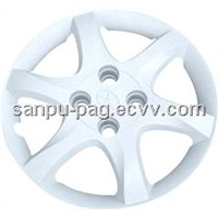 automobile wheel cover mold