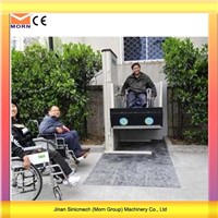 Disabled Person Wheel Chair Lift