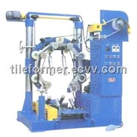 Slit Steel Coil Wrapping Packing Machine