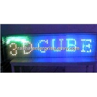 3D F5 3IN1 LED Moudle for Outdoor Advertisement Effects / LED Display