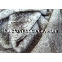 High Pile Plush&tip-Dyed Fur Fabric